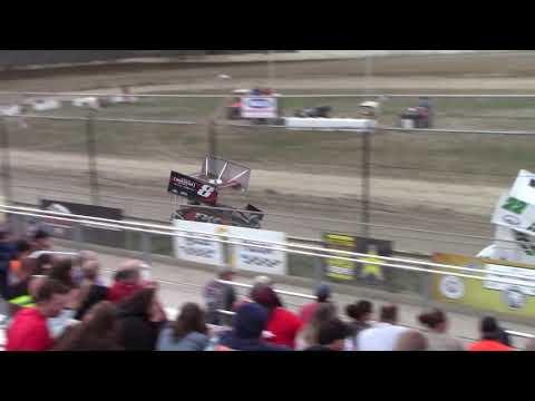 Deming Speedway, WA - Micro 600 Open Heat Race (Carson Borden) - 08-09-2019