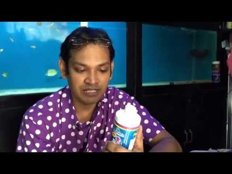 Carib sea purple up for marine aquarium review in Bangla