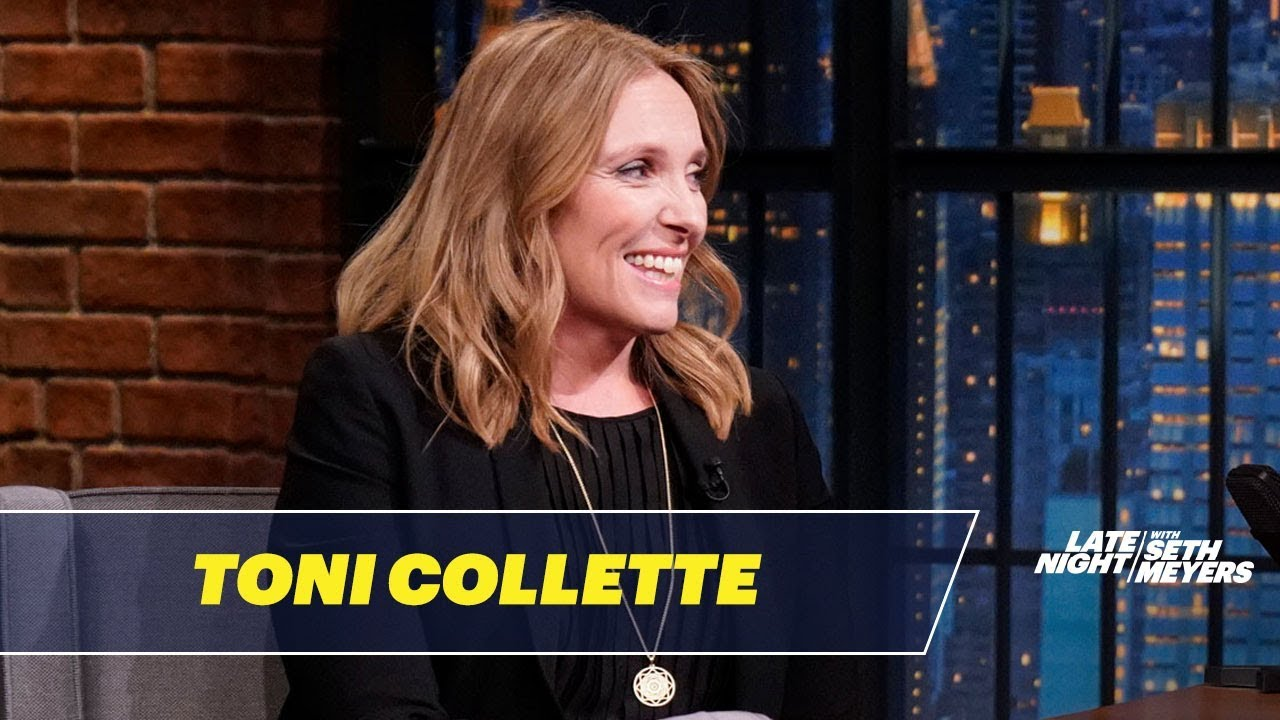 Toni Collette Reacts to John Early's Impression of Her in The Sixth Sense