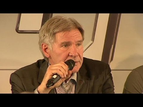 Actor Harrison Ford injured during Star Wars shooting