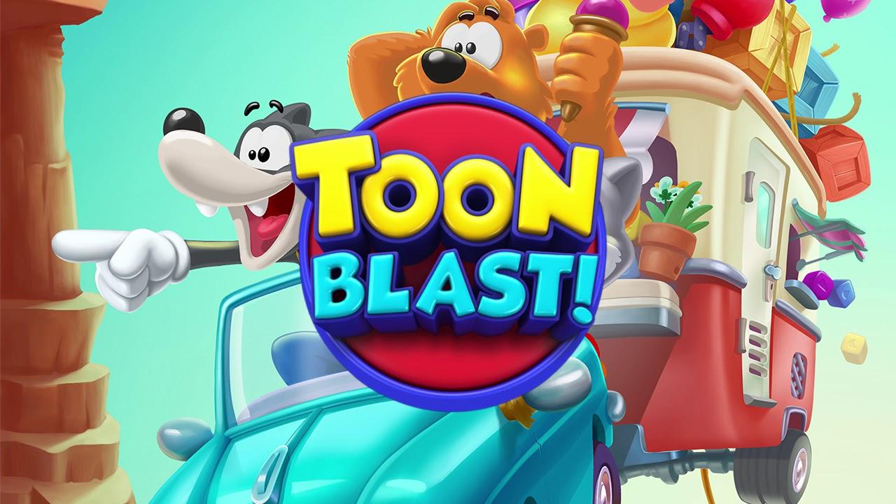 Toon Blast Pc