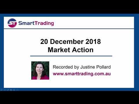 Smart Trading December Newsletter Video