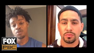 Errol Spence Jr. and Danny Garcia break down their upcoming November 21 fight | PBC ON FOX