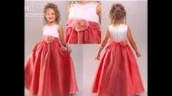 bridesmaid flower girl dresses