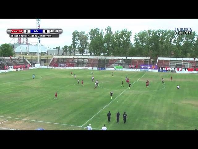 Torneo Federal A| DOUGLAS HAIG (Pergamino) - DEFENSORES (PRONUNCIAMIENTO) | Zona Campeonato