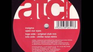 Insigma - Open Our Eyes (Original Club Mix)