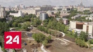 видео Новостройки у метро Парк Культуры от 24.21 млн руб в Москве