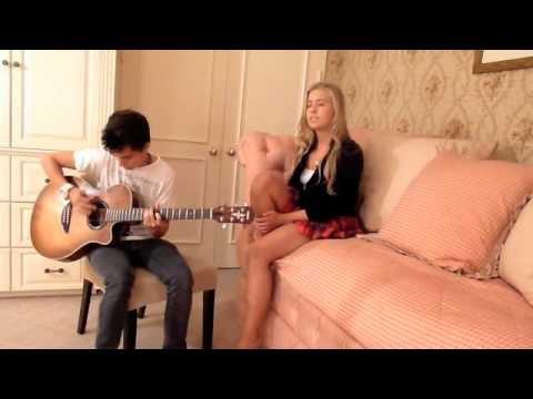 Slow Dancing In a Burning Room by John Mayer Cover by Ari Zizzo & Cassidy Reiff