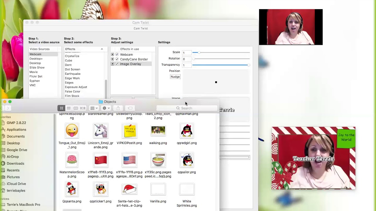 Camtwist for VIPKID (FOR MAC)