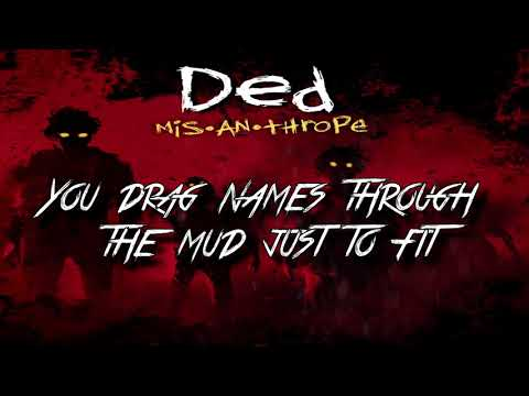 Ded - Disassociate (With lyrics)