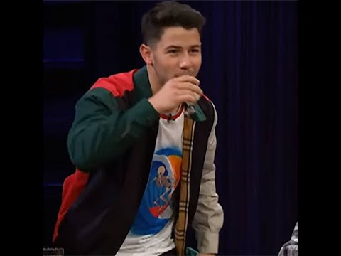 Watch the Jonas Brothers Drink Bird Saliva to Avoid Answering Embarrassing Questions Mp3