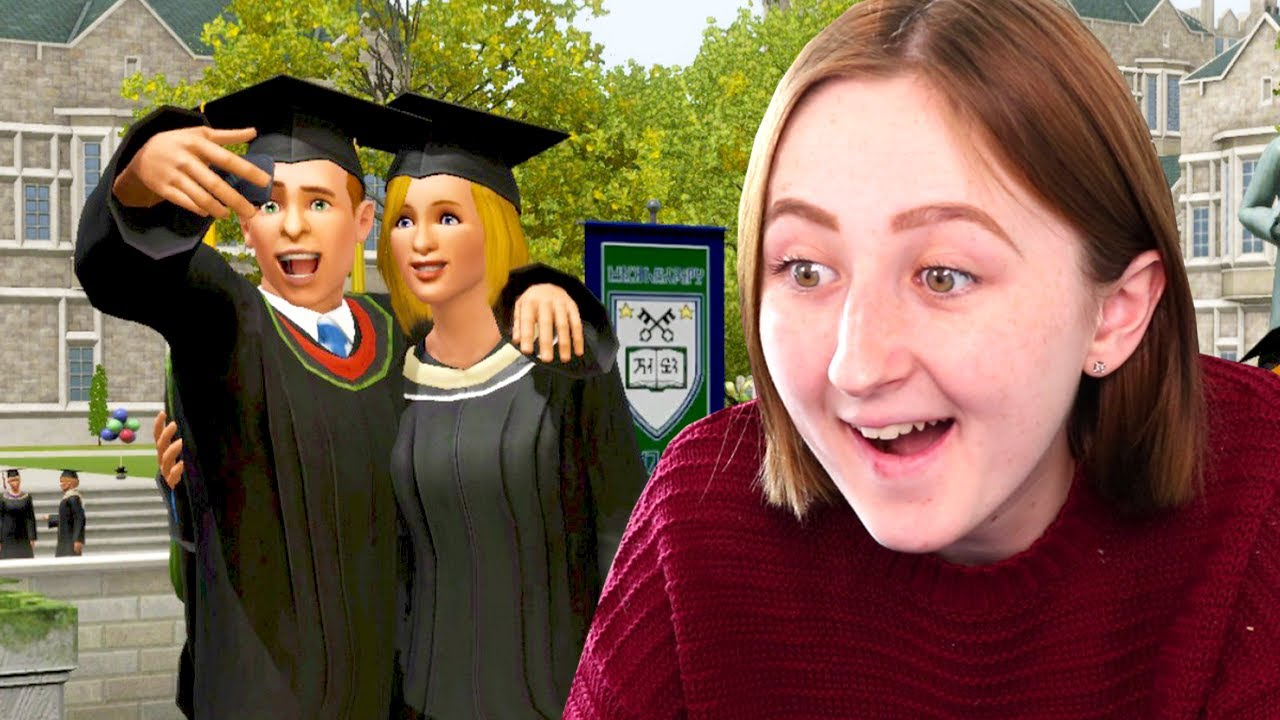 UNIVERSITY COMING TO THE SIMS 4?! thumbnail