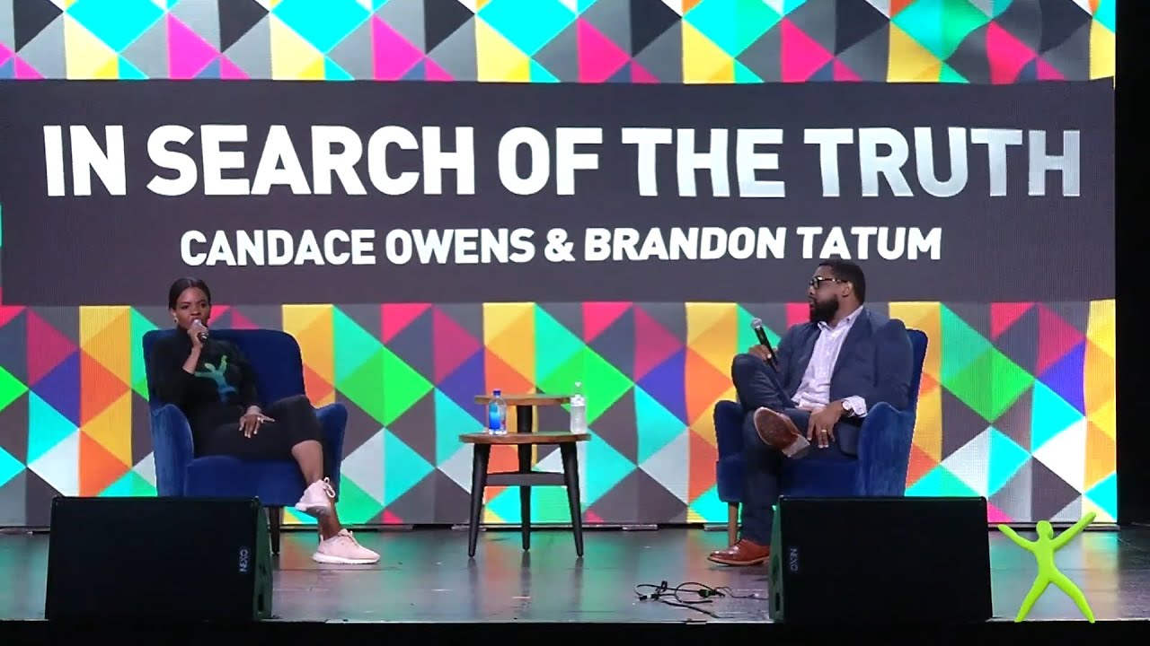 Officer Tatum and Candace Owens - In Search of the Truth