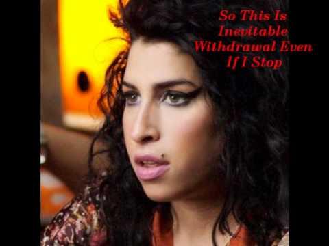 Amy Winehouse - Tears Dry On Their Own Lyrics