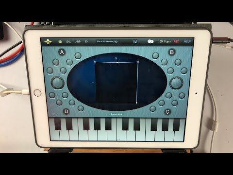 Let's Explore CUBE Synth by Virsyn - iPad Live