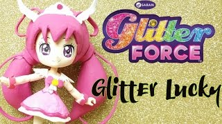Glitter Force Smile Precure Glitter Lucky Custom Tutorial MLP   Start With Toys