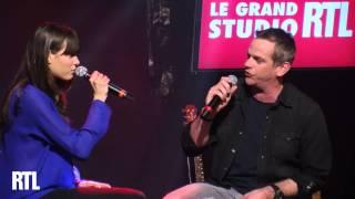 Garou - Du vent, des mots en duo avec Charlotte Cardin en live dans le Grand Studio RTL - RTL - RTL