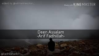 deen assalam original by arif fadhilah