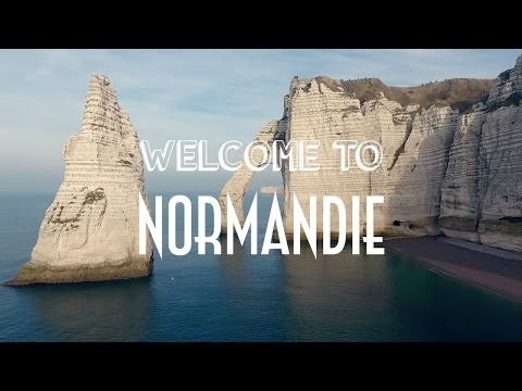 Welcome to Normandie - Drone