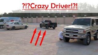 Worlds Craziest Driver (Dubai Desert)!?!
