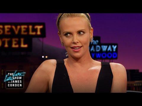 Charlize Theron on 'Huntsman' Crazy Costumes & Bad Breath