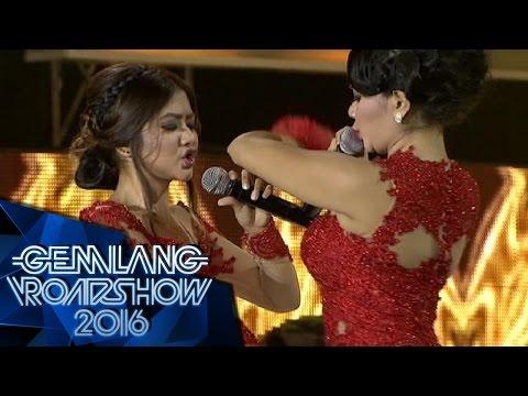 2 Racun Youbi Sister Feat Ghea  Akumah Apa Atuh  - Gemilang Roadshow Banyumas (27/2)