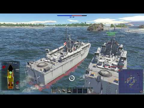 What have we done!? New Allied CAS Spam Strat in Naval CBT