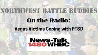 Vegas Massacre Victims Dealing with PTSD | Shannon Walker, PTSD Expert