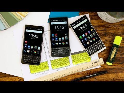 Обзор BlackBerry KEY2 LE и сравнение с KEYone и KEY2