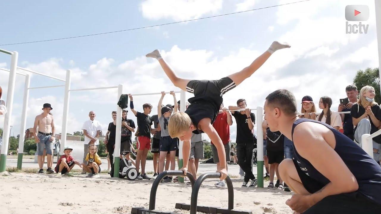 Відкритий чемпіонат WORKOUT BATTLES у Білій Церкві