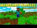 Minecraft Classic Version: RELEASED For FREE (10 Year Anniversary)