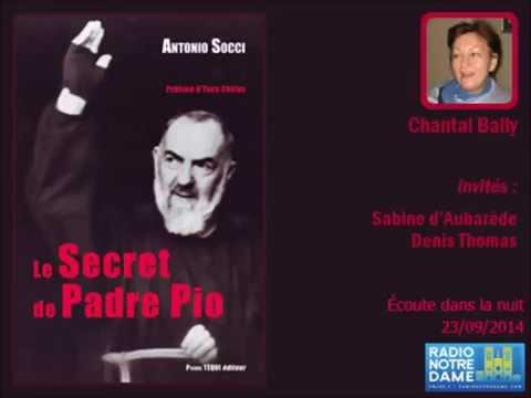 Le secret de Padre Pio