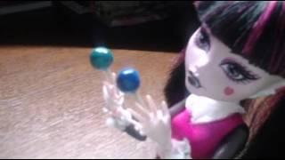 как сделать круглые  леденцы для кукол?
