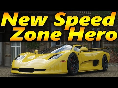 New Car On The Block Mosler Mt900s Forza Horizon 4 Youtube