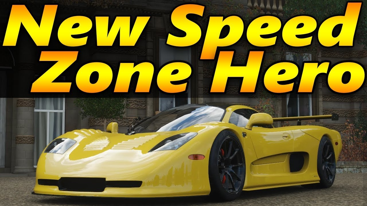 New Car on the Block | Mosler MT900S (Forza Horizon 4)