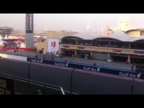 WEC: 6h of Bahrain - Audi sport team joest pit stop