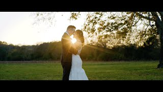 Franklin, Tennessee Barn Wedding / Katie and Shawn / 4K Wedding Film (Panasonic S1H)