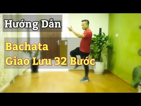 Hướng Dẫn Bài BACHATA Nhảy Tập Thể 32 Bước LAMENTO BOLIVIANO / Leo( Bài Khớp Nhạc BẤM ? )