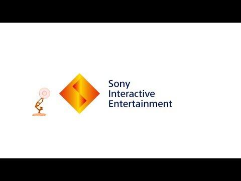 1472-Sony Interactive Entertainment Spoof Pixar Lamps Luxo Jr Logo