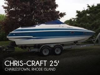 [UNAVAILABLE] Used 1997 Chris-Craft 25 Concept Cuddy in Charlestown, Rhode  Island