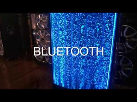 Water Speaker iPhoenix model SH-61B Karaoke Sound System