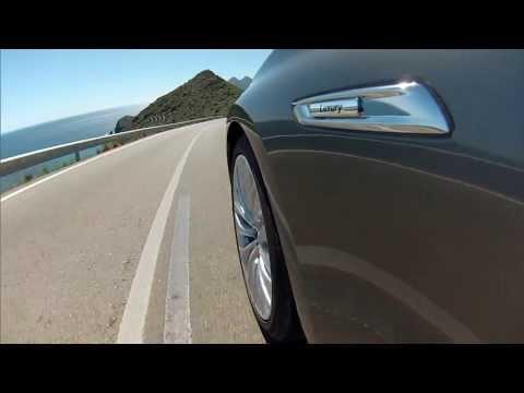 BMW 5 Series GT HD 2014 Gran Turismo Driving Commercial  Carjam TV HD