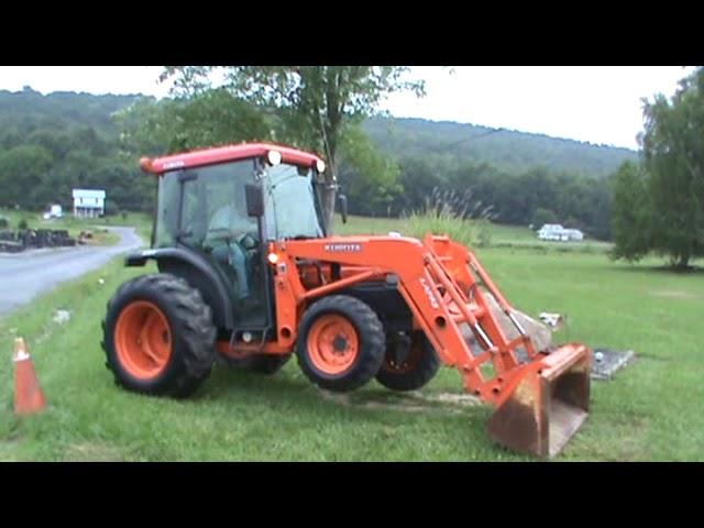 Kubota L3430 Farm Tractor | Kubota Farm Tractors: Kubota