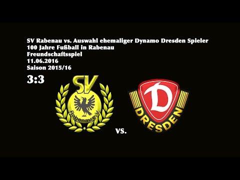 2016-06-11 / 100 Jahre Fussball in Rabenau / Freundschaftsspiel /  SV Rabenau-Dynamo Dresden Jg 68-69