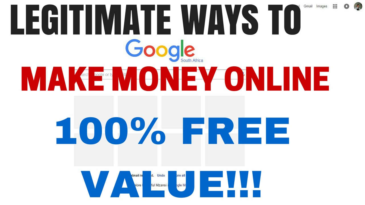 Legitimate ways to make money online | What are Legitimate ways to make  money Online | Find out now