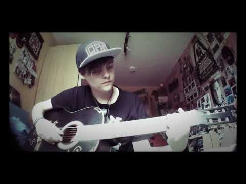 Carpark North - I walk on (Guitar Cover)