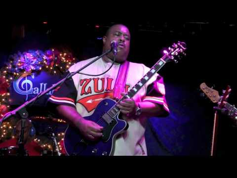 ''DELTA HURRICANE'' - LARRY McCRAY BAND @ Callahan's, Nov 2016
