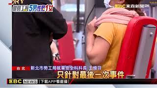 健身工廠驚爆5男教練涉性騷 勞工局認冷處理開罰15萬
