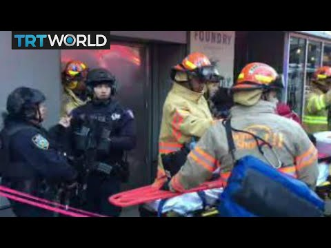 New York Explosion: One person arrested after blast in Manhattan