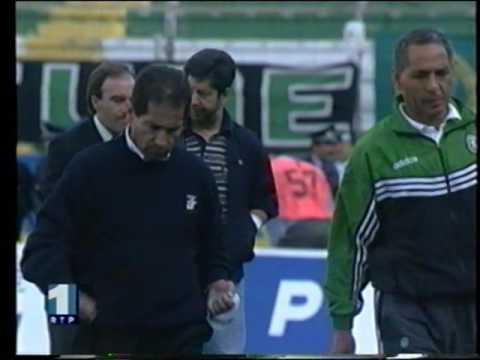 28J :: Sporting - 2 x V. Setúbal - 1 de 1996/1997